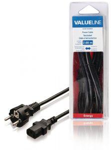 Strujni kabel VALUE LINE VLEB10030B20, 2.0 m