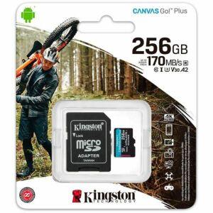 Memorijska kartica KINGSTON 256GB MICRO SD + ADP