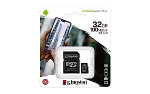 Memorijska kartica KINGSTON 32GB MICRO SD + ADP