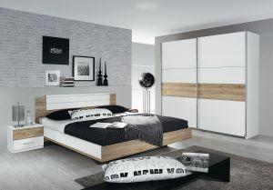 Set krevet ROCHEFORT + 2 x noćna ormarića