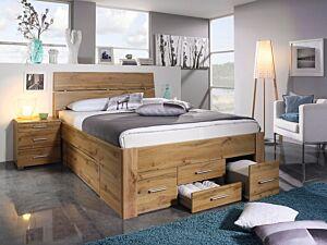 Set krevet CALA + 2 x podnice Sultan + 6 ladica + madrac COMFORT POCKET