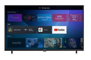 Ultra HD LED TV VIVAX 49UHDS61T2S2SM