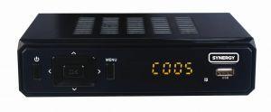 Prijemnik SYNERGY DVB-T2S2 TS-204 COMBO