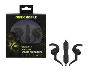 Bluetooth slušalice MAX MOBILE KV-2039, crne