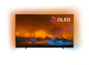 OLED TV PHILIPS 55OLED804/12, Smart