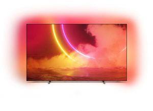4K OLED TV PHILIPS 65OLED805/12