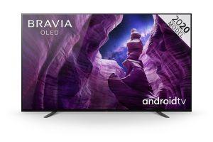 Ultra HD OLED TV SONY KE-55A8BAEP