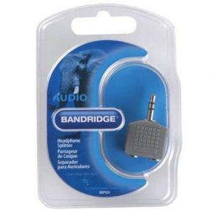 Audio adapter Bandridge BAP424 ( razdjelnik za slušalice)