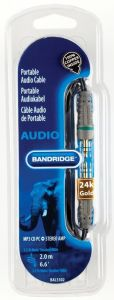 Audio kabel Bandridge BAL3302 ,2M