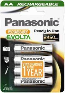Baterija PANASONIC HHR-3XXE/2B