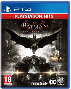 PS4 Igra BATMAN ARKHAM KNIGHT HITS