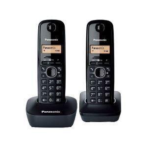Bežični telefon PANASONIC KX-TG1612FXH (2 slušalice+1 baza+1 punjač)