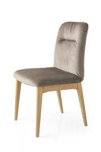 Blagovaonska stolica GRETA siva