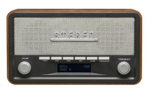 Bluetooth radio budilica DENVER DAB-18, DAB+