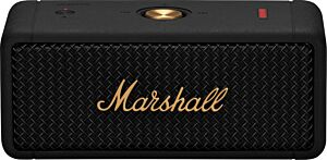 Bluetooth zvučnik MARSHALL EMBERTON Black and Brass