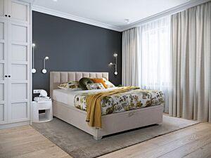 Set krevet BOSS sa podiznom podnicom i spremištem + madrac COMFORT POCKET