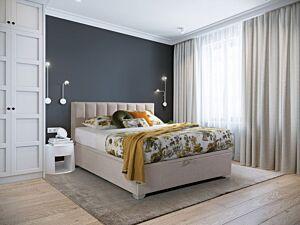 Set krevet BOSS sa podiznom podnicom i spremištem + madrac RELAX