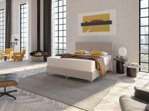 Box krevet MILANO TP5-Bež-120x200 cm