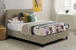 Box krevet FIESTA/NINA-Smeđa-90x200 cm