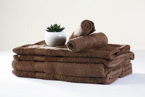Set 6 ručnika BROWN