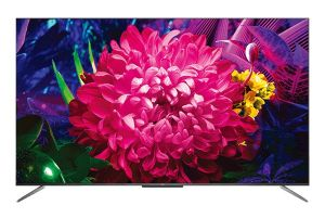 Ultra HD QLED TV TCL 55C715