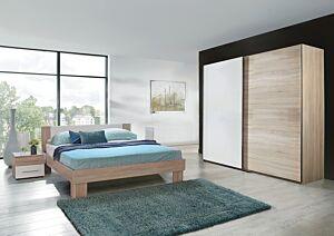 Set krevet COLORADO + ormar VERONA + 2 x noćna ormarića COLORADO