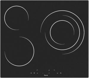Ploča FERRE MS 165 STAKLO 60CM