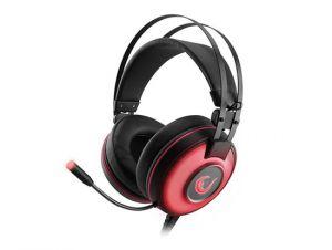 Slušalice RAMPAGE Alpha-X-Crvena