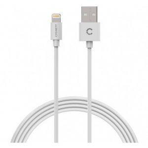 Kabel CYGNETT LIGHTNING na USB 1m, bijela
