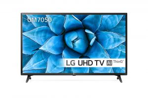 Ultra HD LED TV LG 43UM7050PLF