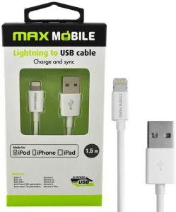 Data kabel MAX MOBILE iPhone 5/6