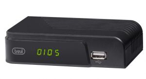 Digitalni prijemnik DVB-T2 TREVI HEVC H.265 HRT3365