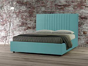 Set krevet DOMINO sa podiznom podnicom + madrac MULTI SUPREME