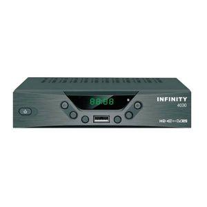DVB-S2 receiver INFINITY 4030