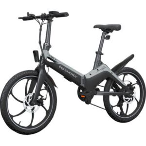 E bicikl MS energy i10 crno sivi