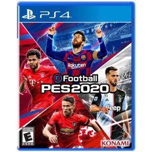 PS4 igra E-FOOTBALL PES 2020