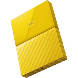 Eksterni disk WD My Passport Yellow 1TB