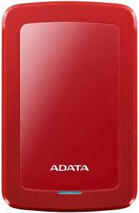 Eksterni HDD ADATA HV300 2TB RED AHV300-2TU31-CRD