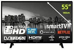 4K UHD LED TV ELIT L-5520UHDTS2