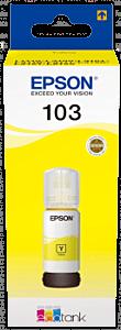 TINTA EPSON 103 EcoTank YELOW