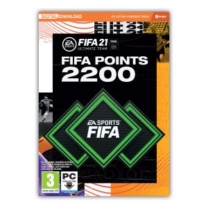 Preorder FIFA 21 2200 POINTS CIAB PC