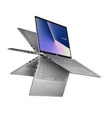 "Laptop ASUS UM462DA-AI029T Zenbook Flip Light Grey 14"""