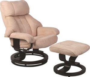 Fotelja s tabureom GERRY