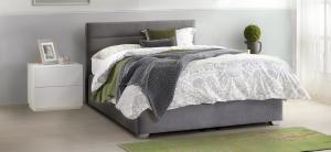 Set krevet GITA STORAGE + madrac BONEL PLUS