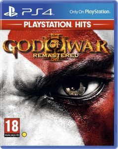 PS4 Igra GOD OF WAR 3 HITS