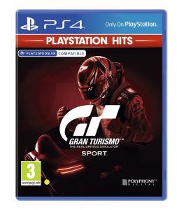 PS4 Igra GRAND TURISMO SPORT HITS