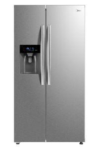 Hladnjak MIDEA HC-660WEN A+ Premium NoFrost Inox