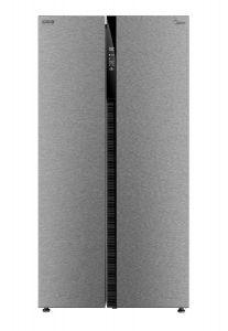 Hladnjak MIDEA HC-689WEN A+ Premium NoFrost Inox