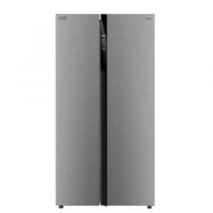 Hladnjak MIDEA HC-689WEN INOX A++ Premium NoFrost