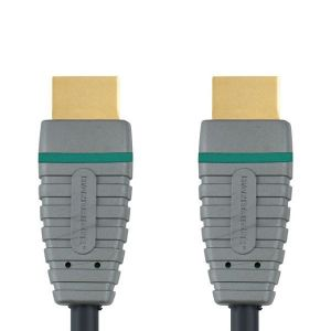 HDMI kabel BANDRIDGE B.BVL1205, 5m